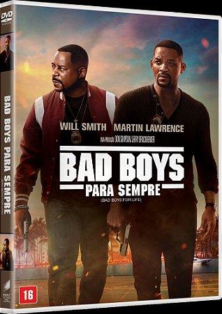 DVD Bad Boys para sempre