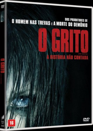 DVD O Grito - THE GRUDGE (2020)