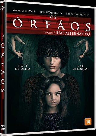 DVD Os Orfãos - THE TURNING