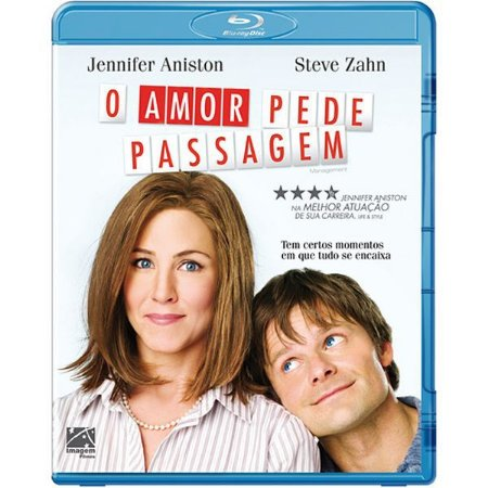 BLU RAY O AMOR PEDE PASSAGEM - JENNIFER ANISTON