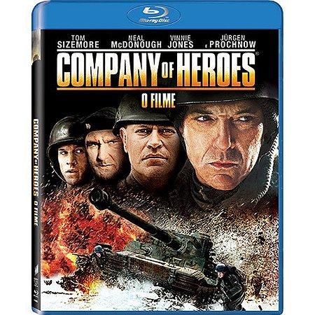 Blu-Ray - Company Of Heroes - O Filme - TOM SIZEMORE