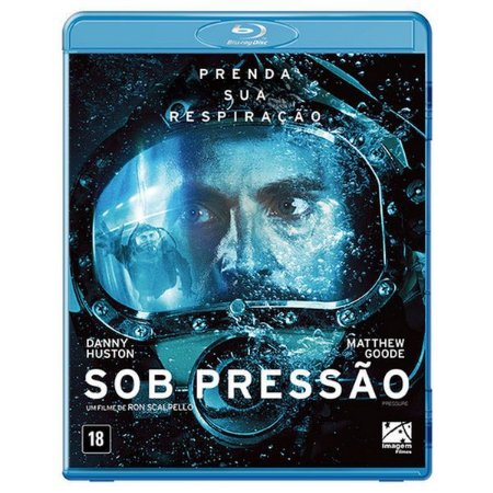 BLU RAY SOB PRESSÃO - MATTHEW GOODE