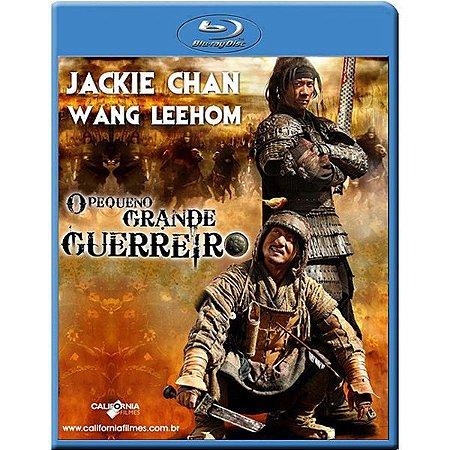 BLU RAY O PEQUENO GRANDE GUERREIRO - JACKIE CHAN