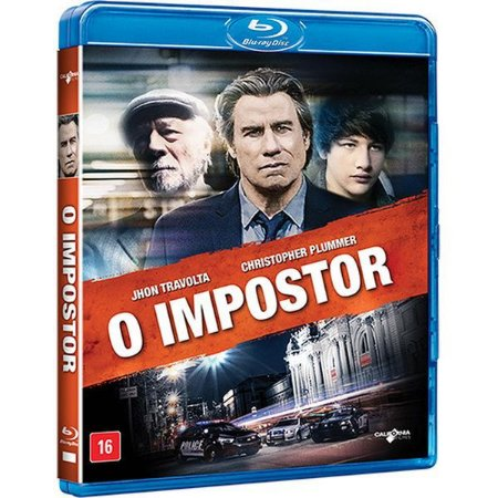 Blu-ray - O Impostor - John Travolta