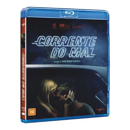 BLU-RAY - CORRENTE DO MAL - DAVID ROBERT MITCHELL