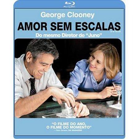BLU RAY AMOR SEM ESCALAS - GEORGE CLOONEY