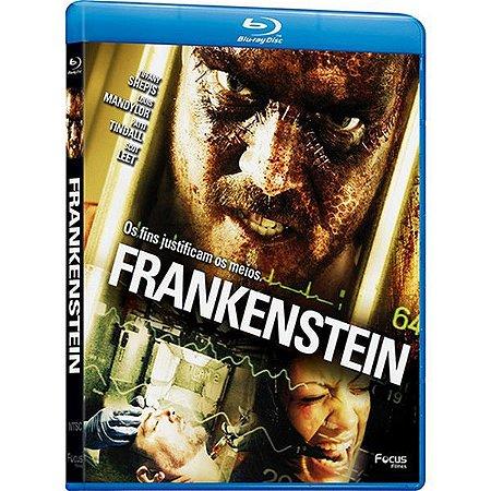 Blu-Ray Frankenstein - Tiffany Shepis, Louis Mandylor