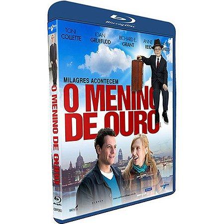 BLU RAY O MENINO DE OURO -  JONATHAN NEWMAN