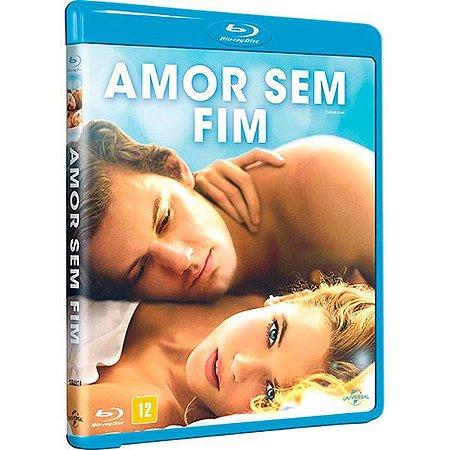 Blu-Ray - Amor Sem Fim - SHANA FESTE