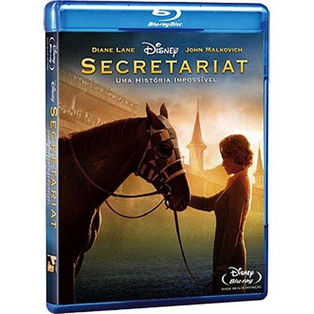 Blu-Ray Secretariat - Uma História Impossível