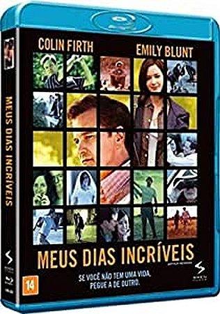 DVD - MEUS DIAS INCRÍVEIS - COLIN FIRTH - EMILY BLUNT