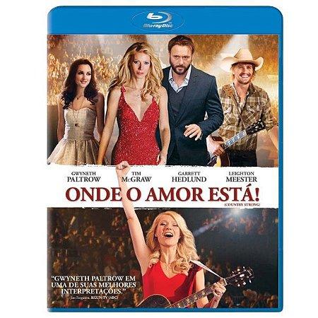 Blu-Ray Onde O Amor Está! - Gwyneth Paltrow
