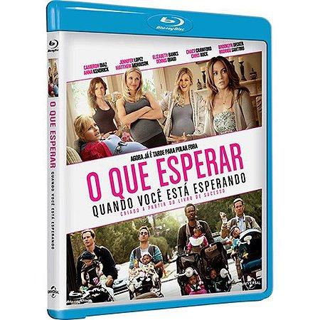 Blu-Ray O Que Esperar Quando Você Está Esperando