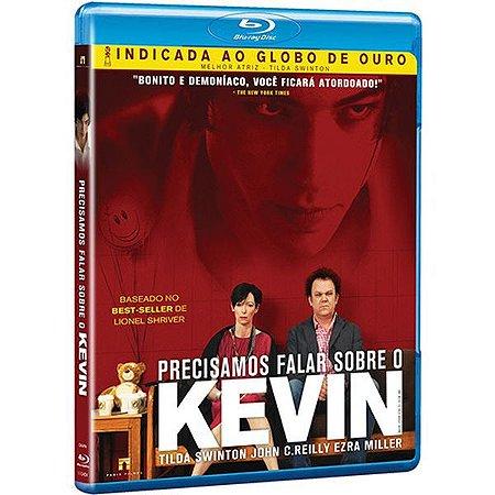 Blu-ray Precisamos Falar Sobre O Kevin  - TILDA SWINTON