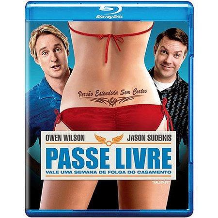 Blu-Ray Passe Livre - Owen Wilson