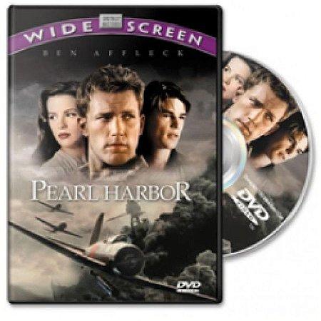 DVD Duplo - Pearl Harbor  - Ben Affeck