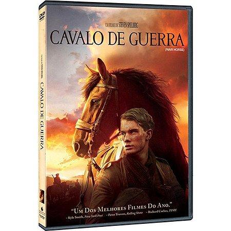 DVD Cavalo de Guerra - Steven Spielberg