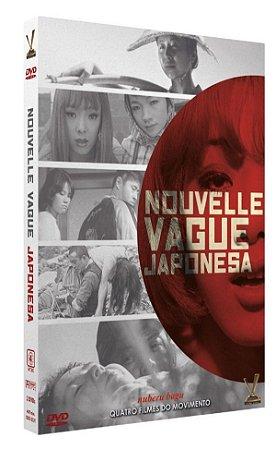 Box DVD Nouvelle Vague Japonesa - 2 Discos - Versátil