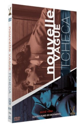 Box DVD Nouvelle Vague Tcheca -  2 Discos - Versátil