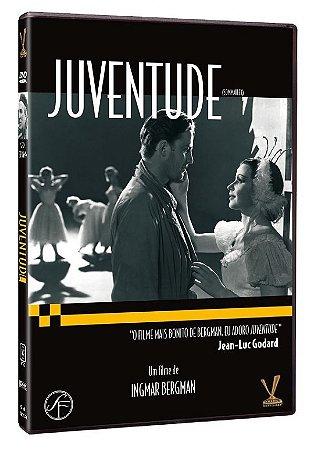 DVD Juventude - Ingmar Bergman - Versatil