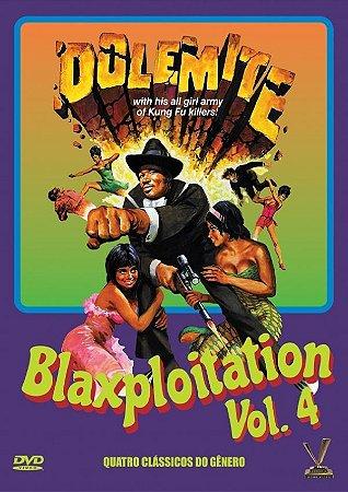 DVD Blaxploitation Vol. 4 - Versatil