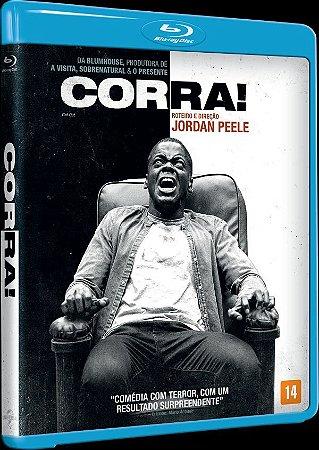 Blu-Ray CORRA! - Jordan Peele (EXCLUSIVO)