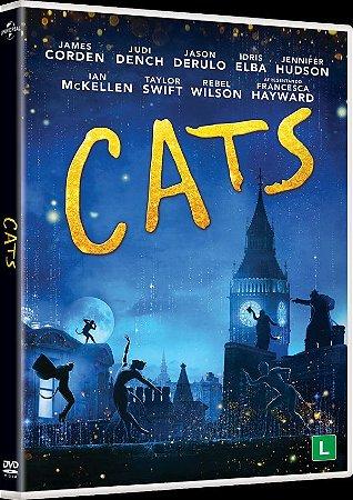 DVD CATS  - Tom Hooper