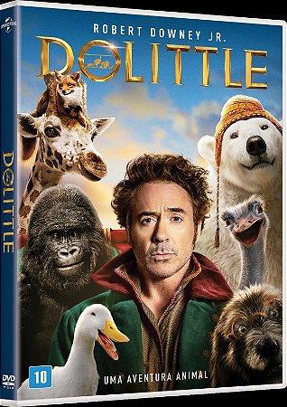 DVD - DOLITTLE - Robert Downey Jr