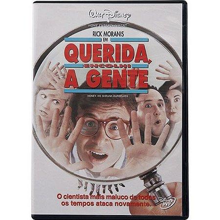 DVD - Querida, Encolhi a Gente - Rick Moranis