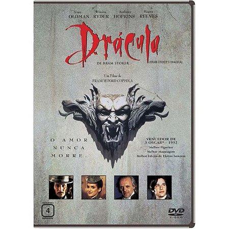 DVD Drácula de Bram Stocker