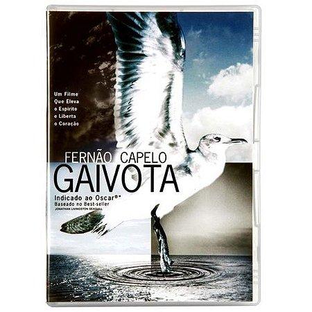 DVD Fernão Capelo Gaivota