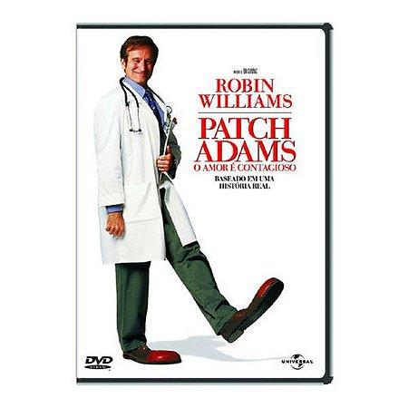 DVD Patch Adams - O Amor É Contagioso