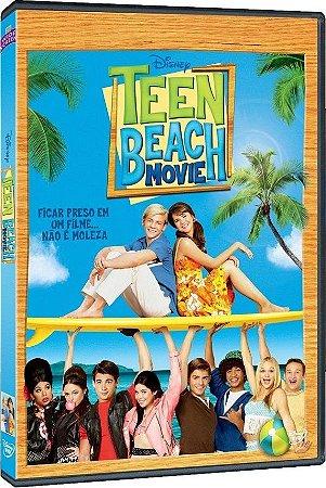 DVD - Teen Beach Movie - DISNEY