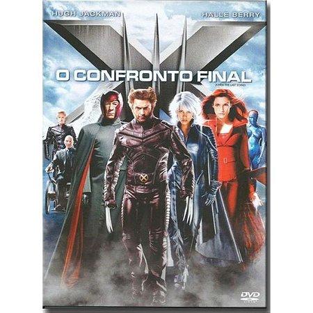 Dvd X-men o Confronto Final  - Hugh Jackman