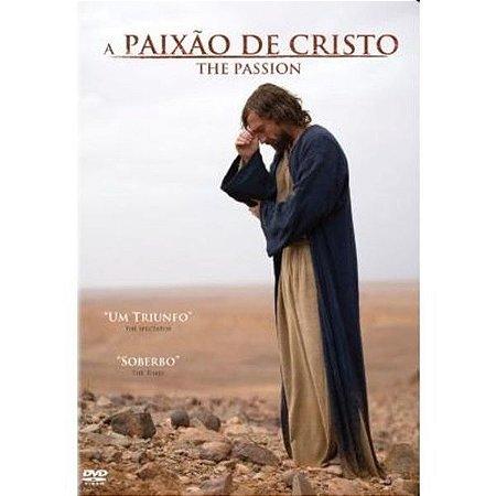 DVD A Paixão de Cristo - Michael Offer