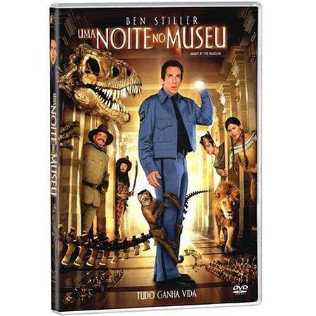 DVD Uma Noite No Museu - Ben Stiller