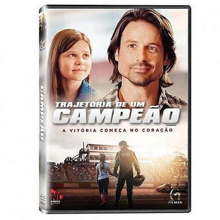 DVD TRAJETORIA DE UM CAMPEAO