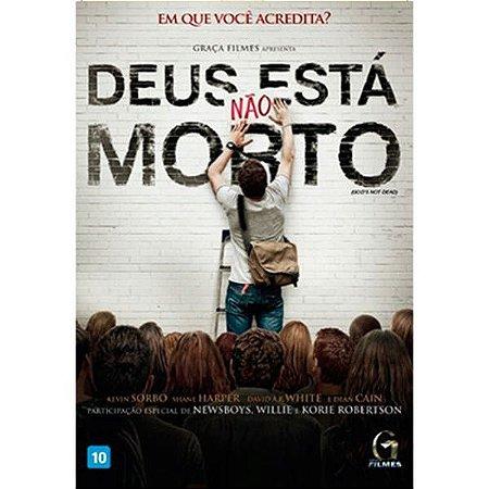 DVD DEUS NAO ESTA MORTO