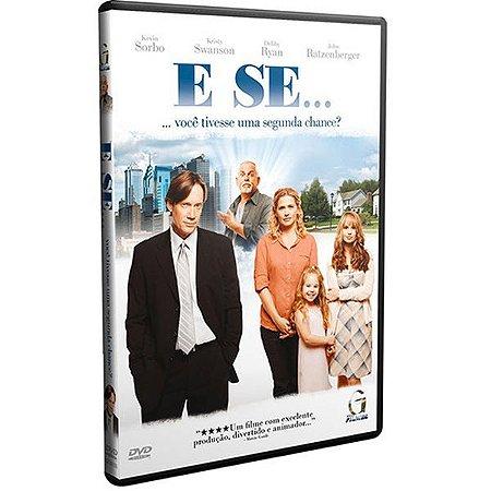 DVD E se... Você tivesse uma segunda chance?