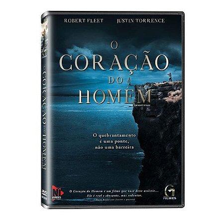 DVD O CORACAO DO HOMEM