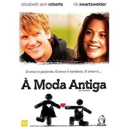 DVD A MODA ANTIGA