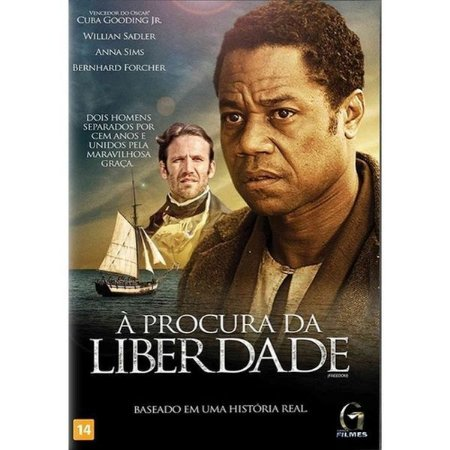 DVD A PROCURA DA LIBERDADE