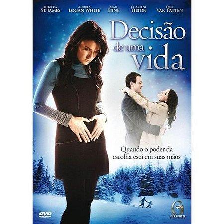 DVD DECISAO DE UMA VIDA