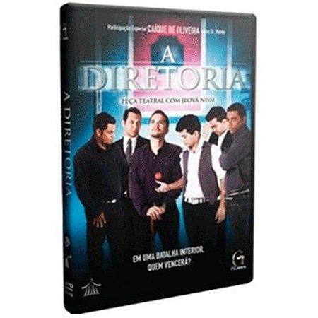 DVD A DIRETORIA  JEOVA NISSI
