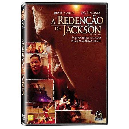 DVD A REDENCAO DE JACKSON