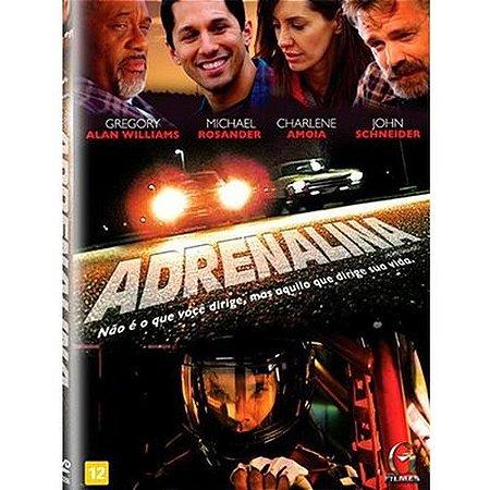 DVD ADRENALINA