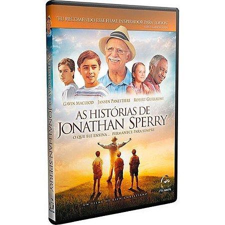 DVD AS HISTORIAS DE JONATHAN SPERRY