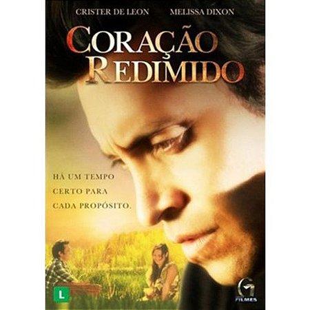 DVD CORACAO REDIMIDO