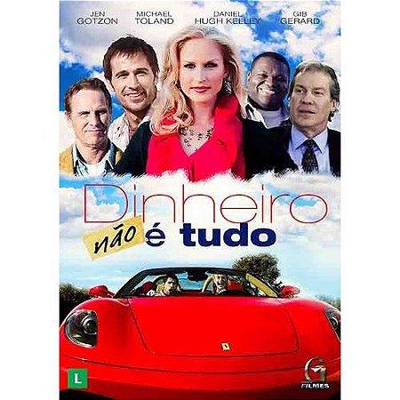 DVD DINHEIRO NAO E TUDO