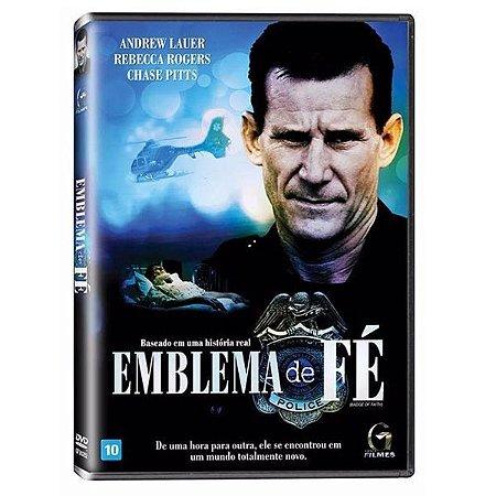 DVD EMBLEMA DE FE